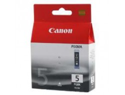 Cartridge Canon PGI-5Bk, Black, originál
