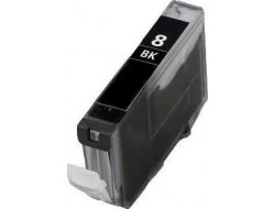 Cartridge Canon CLI-8Bk, Black, kompatibilný