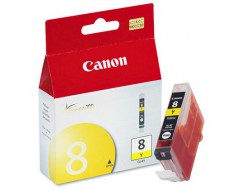 Cartridge Canon CLI-8Y, Yellow, originál