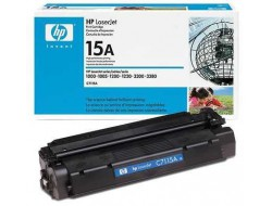 Toner HP C7115A, Black, originál