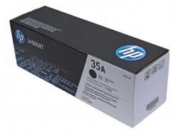 Toner HP CB435A, Black, originál