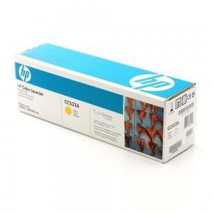 Toner HP CC532A, Yellow, originál