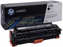 Toner HP CF380X, Black, originál
