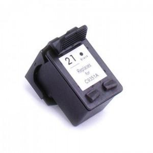 Cartridge HP 21 (C9351CE), Black, kompatibilný