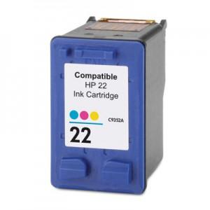 Cartridge HP 22 (C9352CE), Color, kompatibilný