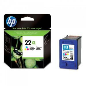 Cartridge HP 22XL (C9352CE), Color, originál