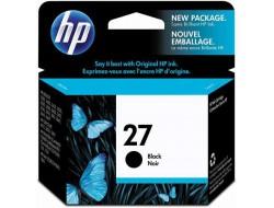 Cartridge HP 27 (C8727AE), Black, originál