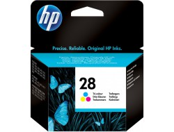 Cartridge HP 28 (C8728AE), Black, originál