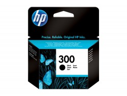 Cartridge HP 300 (CC640EE), Black, originál