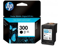 Cartridge HP 300 (CC640EE), Black, kompatibilný