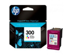 Cartridge HP 300 (CC643EE), Color, originál