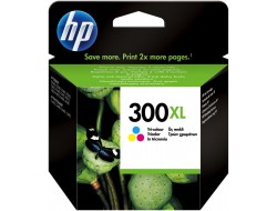 Cartridge HP 300XL (CC644EE), Color, originál