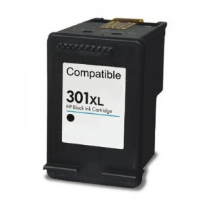 Cartridge HP 301XL (CH563EE), Black, kompatibilný