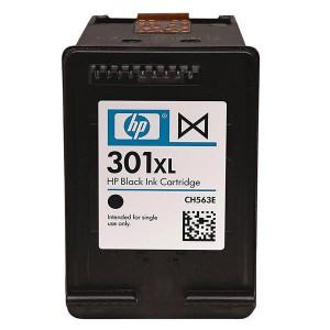 Cartridge HP 301XL (CH563EE), Black, originál