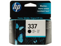 Cartridge HP 337 (C9364EE), Black, originál