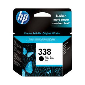 Cartridge HP 338 (C8765EE), Black, originál