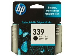 Cartridge HP 339 (C8767EE), Black, originál