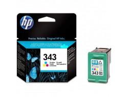 Cartridge HP 343 (C8766EE), Color, originál