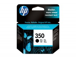 Cartridge HP 350 (CB335EE), Black, originál