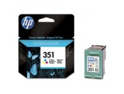 Cartridge HP 351 (CB337EE), Color, kompatibilný