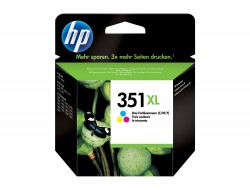 Cartridge HP 351XL (CB338EE), Color, originál