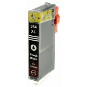 Cartridge HP 364 XL (CB322EE), Black foto, kompatibilný