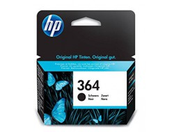 Cartridge HP 364 (CB316EE), Black, originál