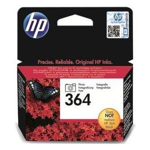Cartridge HP 364 (CB317EE), Photo Black, originál