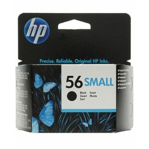 Cartridge HP 56 (C6656GE), Black, originál