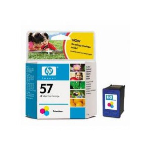 Cartridge HP 57XL (C6657GE), Color, originál
