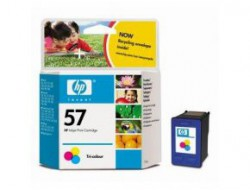 Cartridge HP 57XL (C6657GE), Color, originál