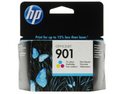 Cartridge HP 901 (CC656AE), Color, originál