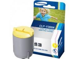 Toner Samsung CLP-Y300A, Yellow, originál