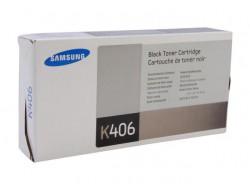 Toner Samsung CLT-K406S, Black, originál