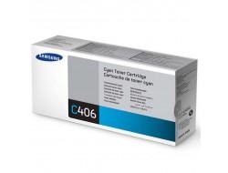 Toner Samsung CLT-C406S, Cyan, originál