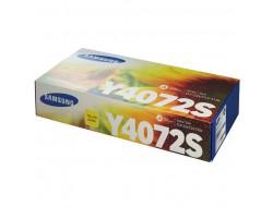 Toner Samsung CLT-Y4072S, Yellow, originál