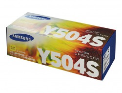 Toner Samsung CLT-Y504S, Yellow, originál
