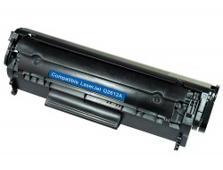 Toner HP Q2612A, Black, kompatibilný