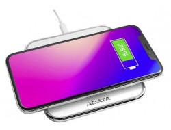 ADATA bezdrôtová nabíjacia podložka 5V/2A biela 10W